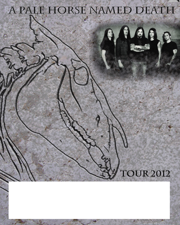 Tour Flyer Concept (Photoshop CS5)